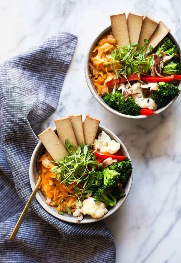 Tofu Taco Bowl