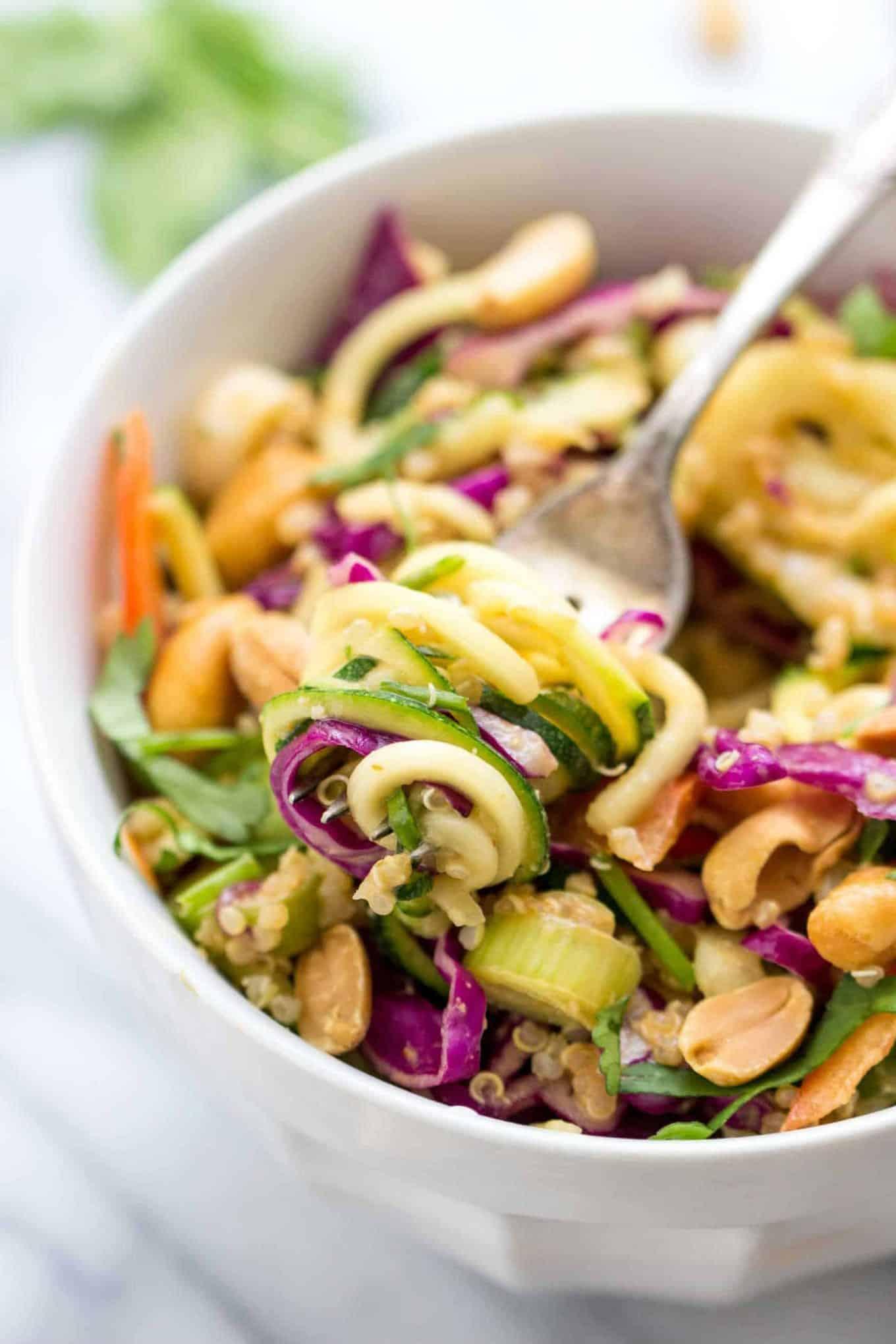 Everyday Food Pad Thai