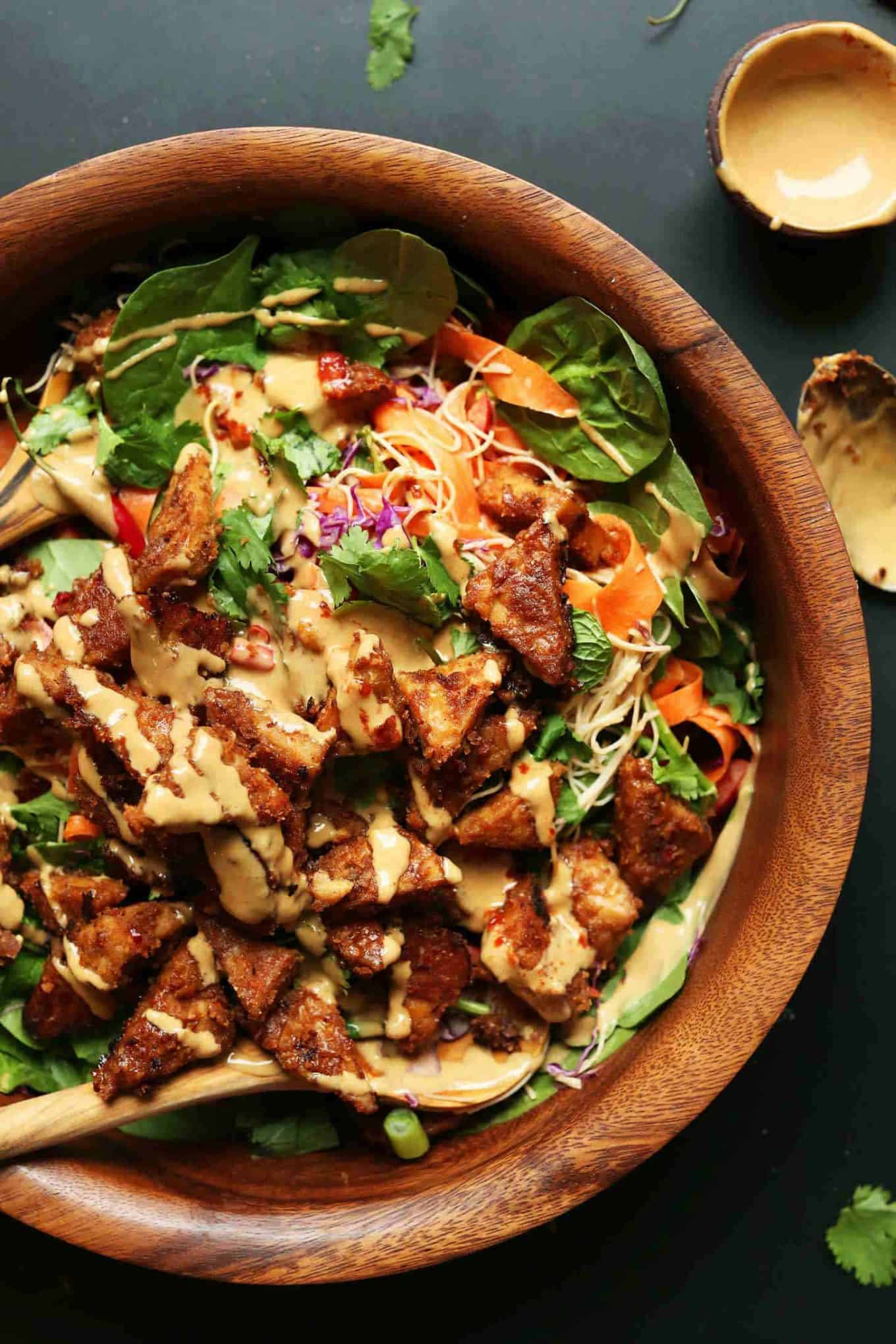 50 Vegan Protein Salads
