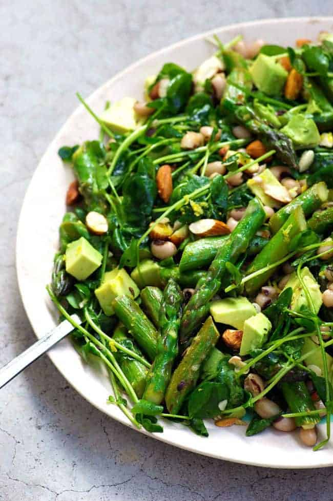 50 Vegan High Protein Salads